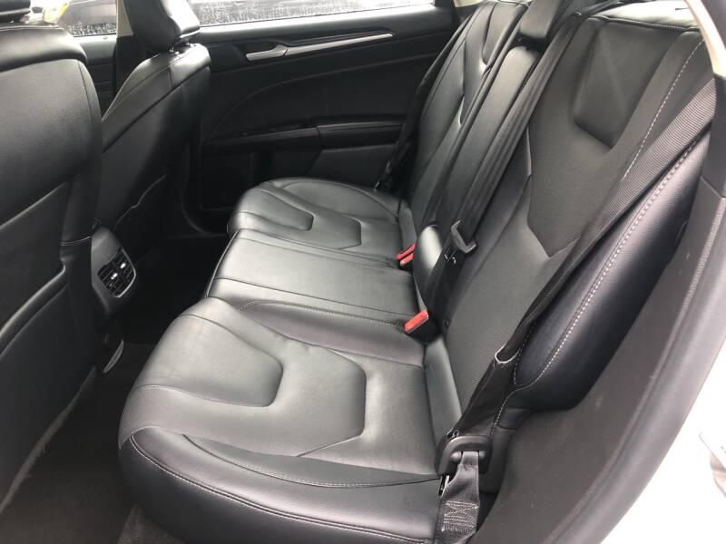 2019 Ford Fusion AWD Titanium 4dr Sedan - Panama City FL