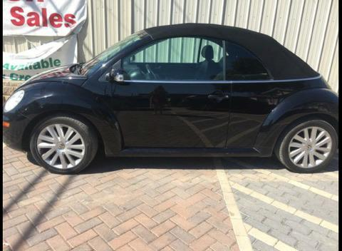 2008 Volkswagen New Beetle for sale in Dallas, TX