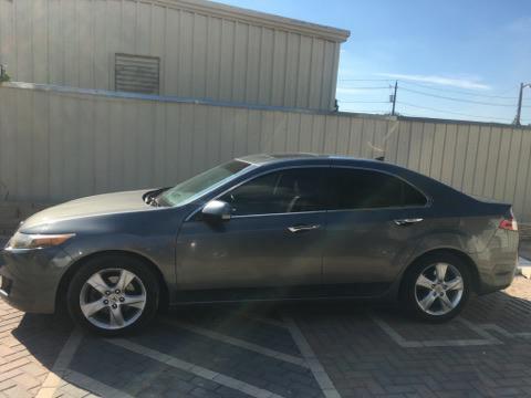 2009 Acura TSX for sale in Dallas, TX