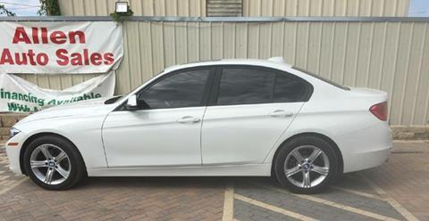 2014 BMW 3 Series for sale in Dallas, TX