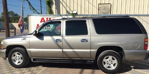 2003 Chevrolet Suburban for sale in Dallas, TX