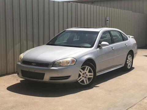 2013 Chevrolet Impala for sale in Dallas, TX