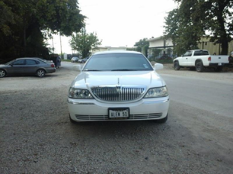 2007 Lincoln Town Car Executive 4dr Sedan - Dallas TX