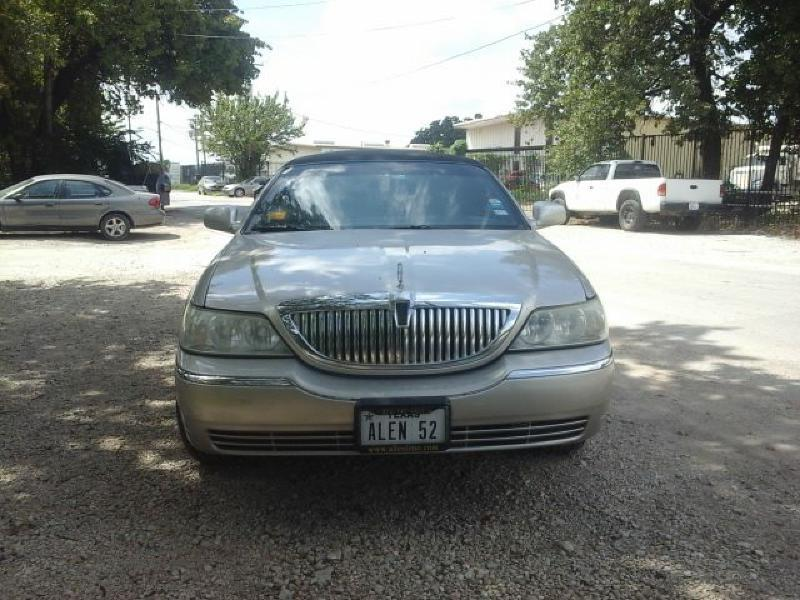 2006 Lincoln Town Car Executive 4dr Sedan - Dallas TX