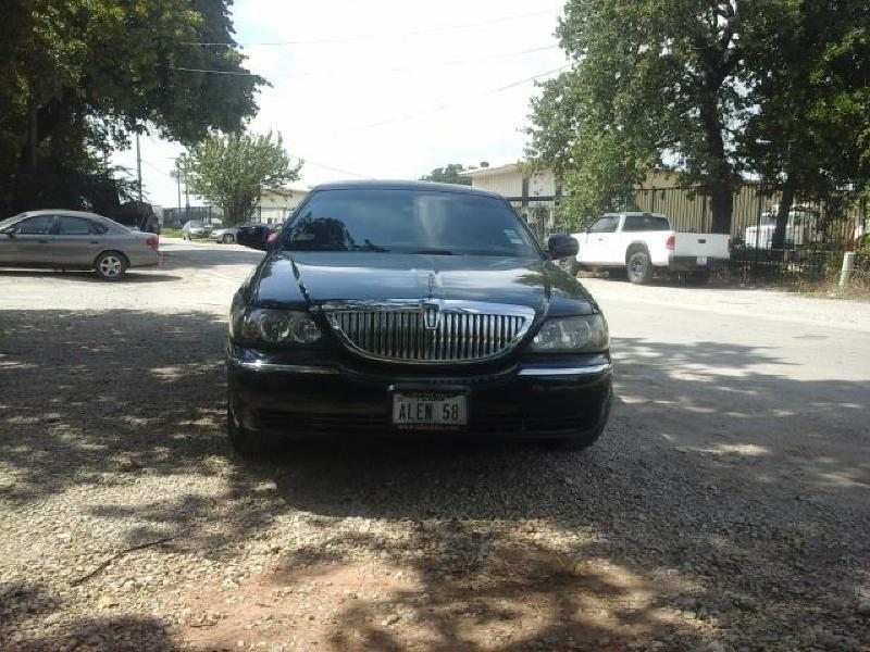 2008 Lincoln Town Car Executive 4dr Sedan - Dallas TX