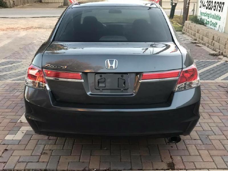 2012 Honda Accord LX 4dr Sedan 5A - Dallas TX