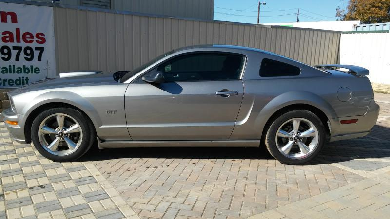 2008 Ford Mustang GT - Dallas TX