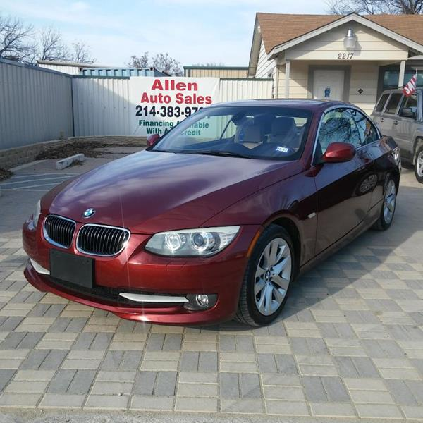 2011 BMW 3 Series 328i 2dr Convertible - Dallas TX