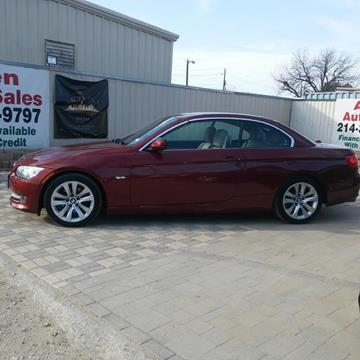 2011 BMW 3 Series for sale in Dallas, TX