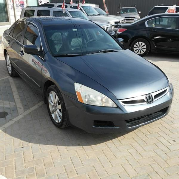 2007 Honda Accord EX-L V-6 4dr Sedan (3L V6 5A) - Dallas TX