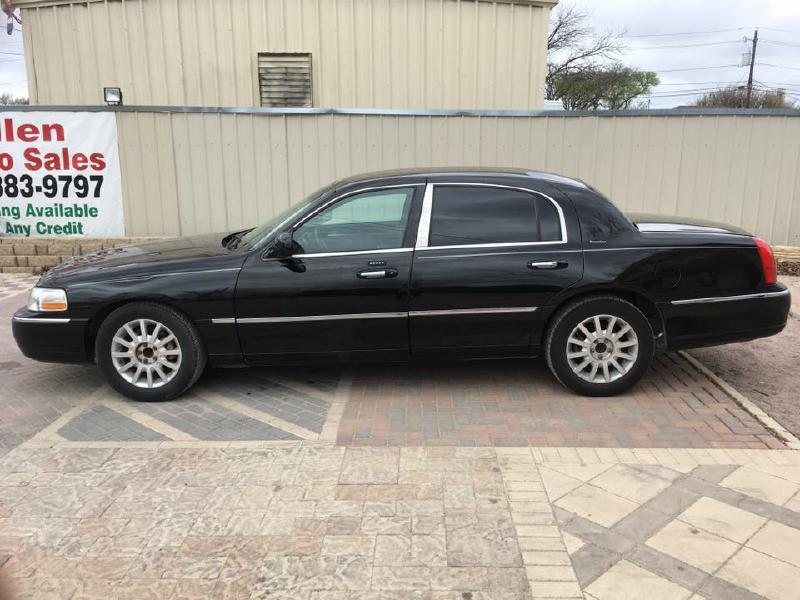 2010 Lincoln Town Car Executive L 4dr Sedan - Dallas TX