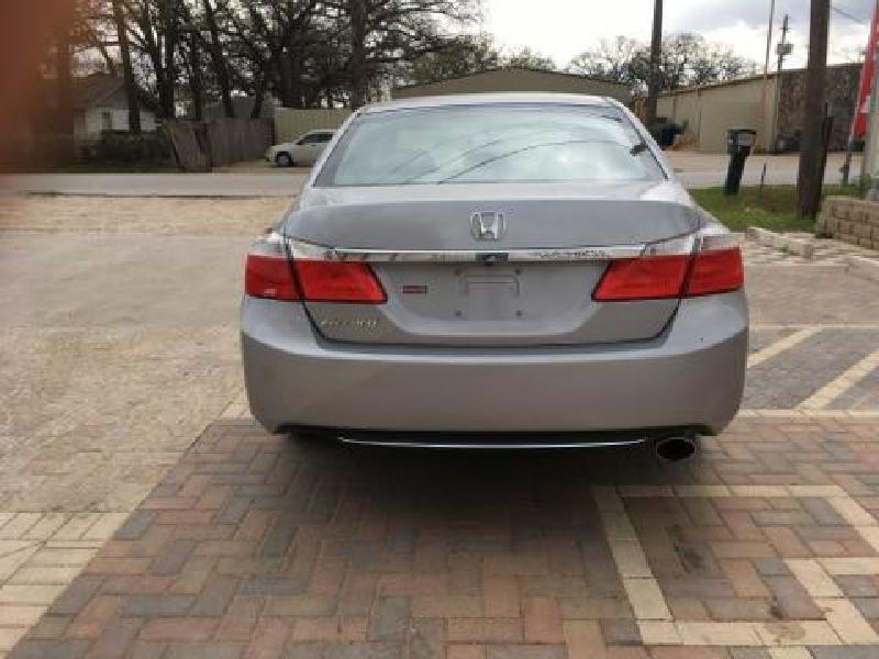 2013 Honda Accord LX 4dr Sedan CVT - Dallas TX