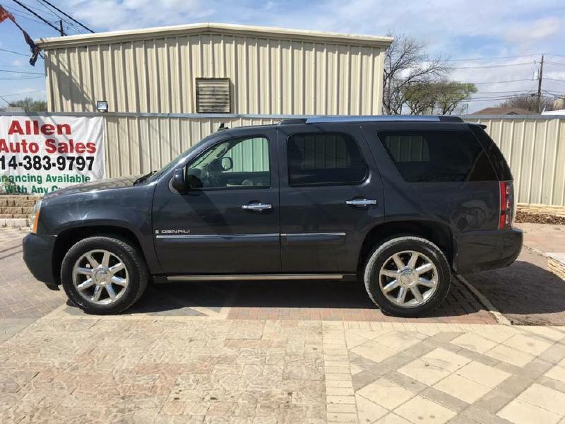 2008 GMC Yukon AWD Denali 4dr SUV - Dallas TX