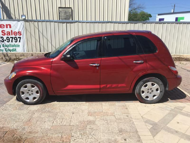 2007 Chrysler PT Cruiser 4dr Wagon - Dallas TX