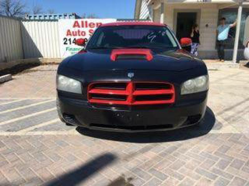 2007 Dodge Charger 4dr Sedan - Dallas TX
