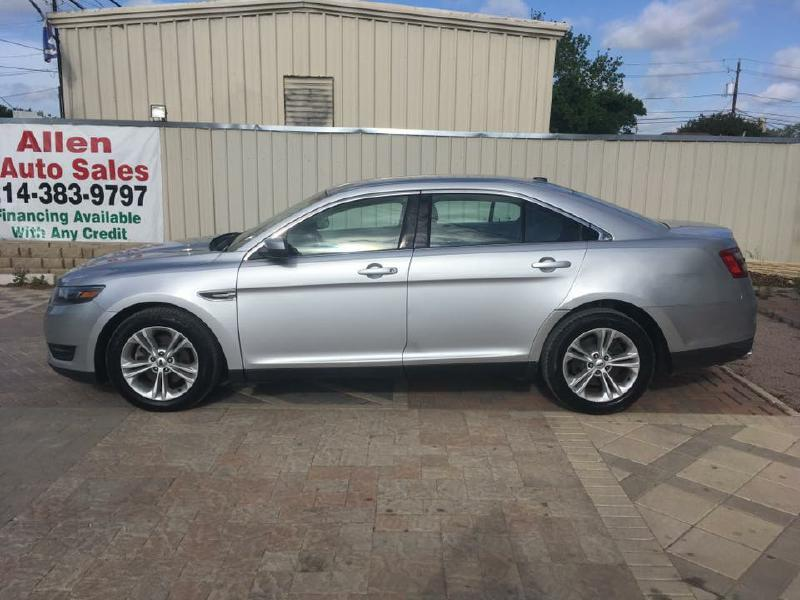 2015 Ford Taurus SEL 4dr Sedan - Dallas TX