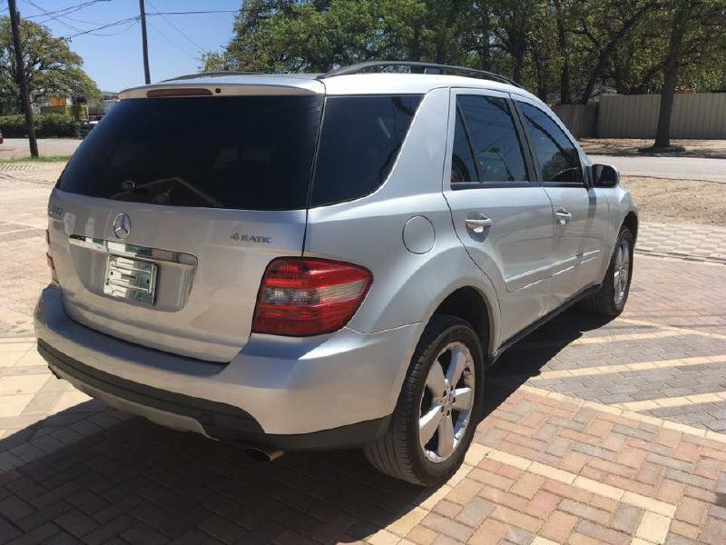 2007 Mercedes-Benz M-Class AWD ML 350 4MATIC 4dr SUV - Dallas TX
