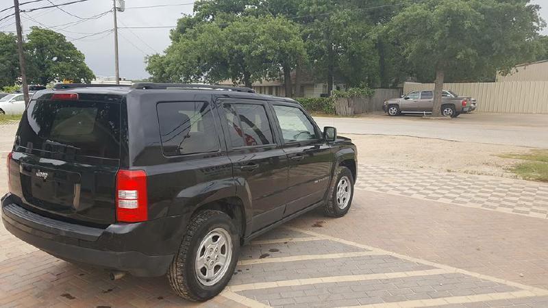 2014 Jeep Patriot Sport 4dr SUV - Dallas TX