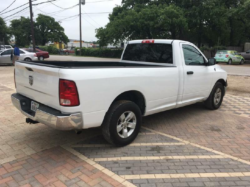 2013 RAM Ram Pickup 1500 4x2 Tradesman 2dr Regular Cab 8 ft. LB Pickup - Dallas TX