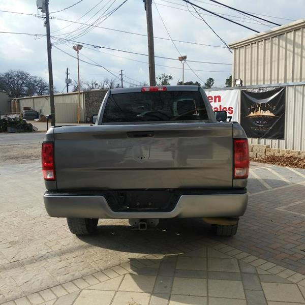 2013 RAM Ram Pickup 1500 4x2 Tradesman 2dr Regular Cab 6.3 ft. SB Pickup - Dallas TX