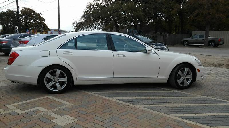 2010 Mercedes-Benz S-Class S 550 4dr Sedan - Dallas TX