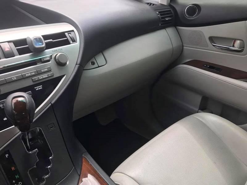2011 Lexus RX 350 4dr SUV - Dallas TX