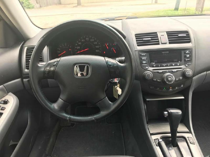 2004 Honda Accord EX V-6 4dr Sedan - Dallas TX