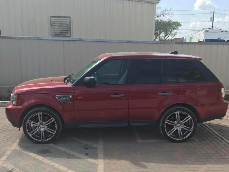 2006 Land Rover Range Rover Sport Supercharged 4dr SUV 4WD - Dallas TX