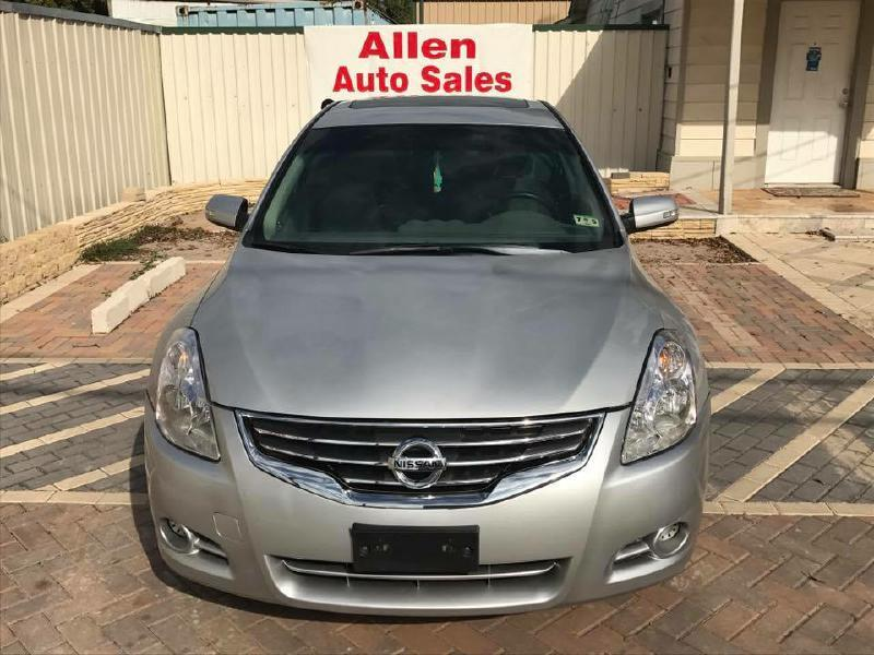 2012 Nissan Altima  - Dallas TX