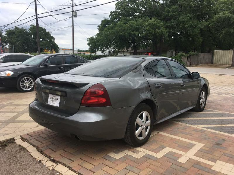 2008 Pontiac Grand Prix 4dr Sedan - Dallas TX