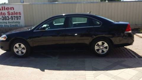 2012 Chevrolet Impala for sale in Dallas, TX