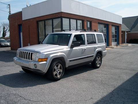 2009 Jeep Commander for sale in Keymar, MD