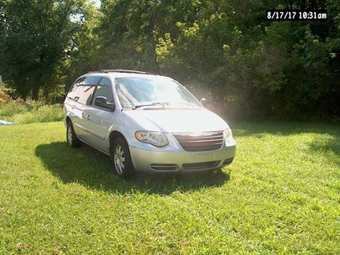 2007 Chrysler Town and Country for sale in Keymar, MD