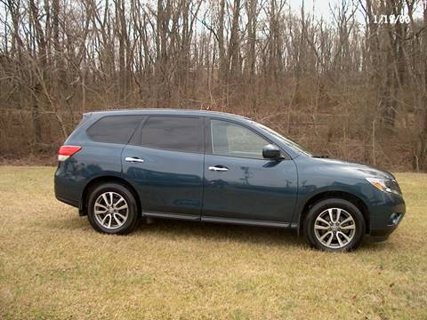 2014 Nissan Pathfinder for sale in Keymar, MD