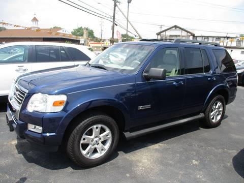 2007 Ford Explorer for sale in Johnston, RI