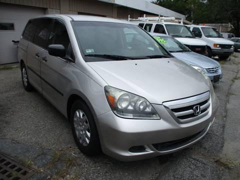 2007 Honda Odyssey for sale in Johnston, RI