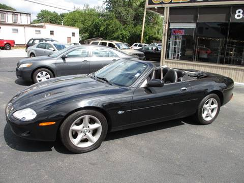 2000 Jaguar XK-Series for sale in Johnston, RI