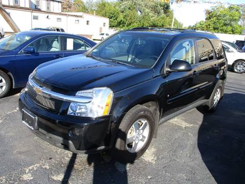 2008 Chevrolet Equinox for sale in Johnston, RI