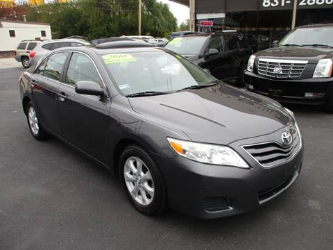 2010 Toyota Camry for sale in Johnston, RI
