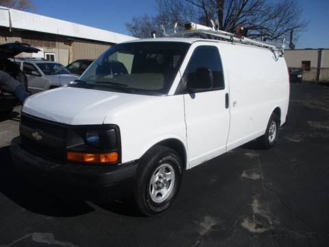 2008 Chevrolet Express Cargo For Sale In Johnston RI