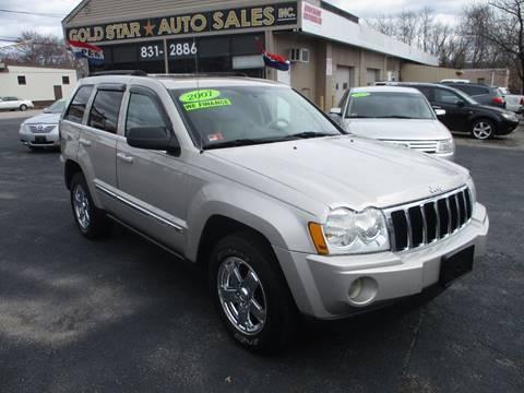 2007 Jeep Grand Cherokee for sale in Johnston, RI