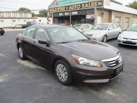 2011 Honda Accord for sale in Johnston, RI