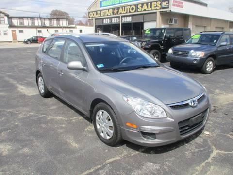 2011 Hyundai Elantra Touring for sale in Johnston, RI