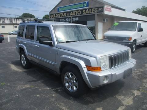 2007 Jeep Commander for sale in Johnston, RI