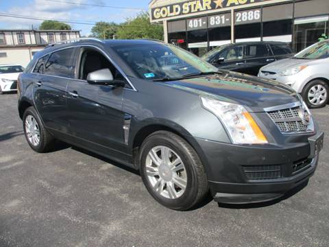 2010 Cadillac SRX for sale in Johnston, RI