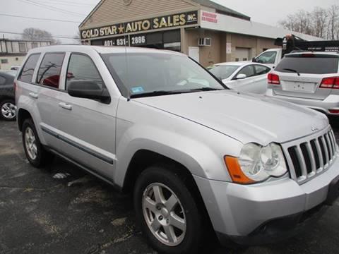 2008 Jeep Grand Cherokee Laredo for sale at Gold Star Auto Sales in Johnston RI