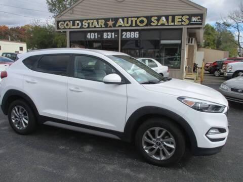 2018 Hyundai Tucson SE for sale at Gold Star Auto Sales in Johnston RI