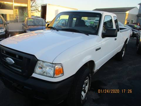 2007 Ford Ranger XL for sale at Gold Star Auto Sales in Johnston RI