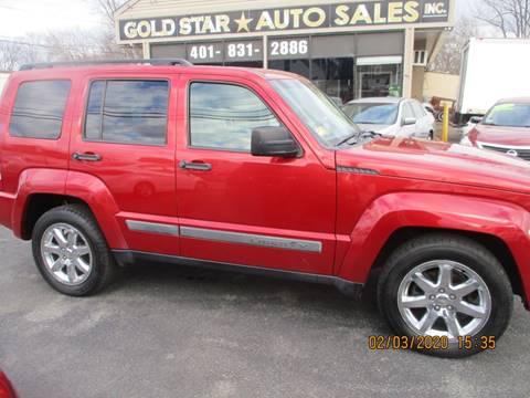 2010 Jeep Liberty Sport for sale at Gold Star Auto Sales in Johnston RI