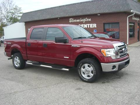2013 Ford F-150 for sale in Bloomington, IN